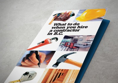 Get It In Writing Brochure