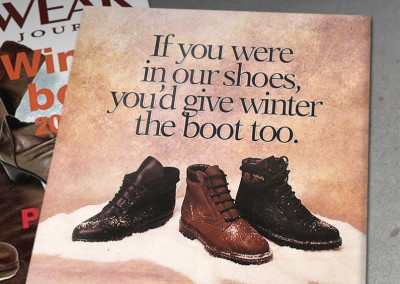 Naturalizer Boots Ad